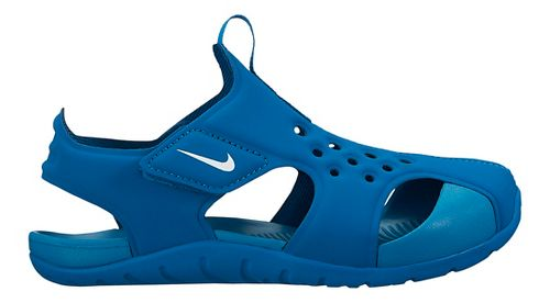Kids Nike Sunray Protect 2 Sandals Shoe - Teal 3Y