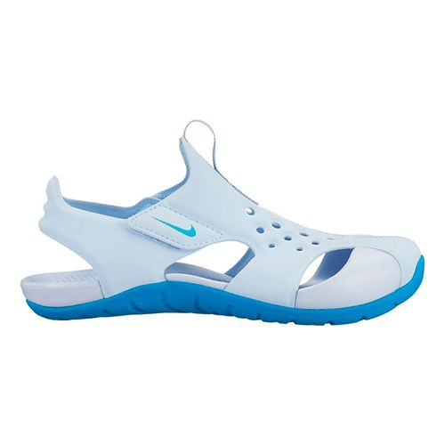 Kids Nike Sunray Protect 2 Sandals Shoe - Neo Turquoise 11C