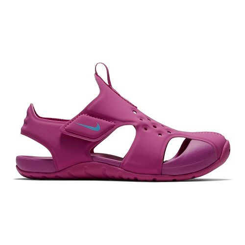 Kids Nike Sunray Protect 2 Sandals Shoe - Hyper Magenta 3Y