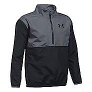 Under Armour Train to Game Casual Jackets - Black/Graphite YXL
