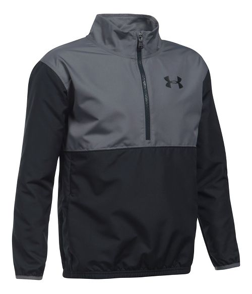Under Armour Train to Game Casual Jackets - Black/Graphite YL
