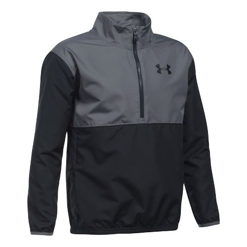 Under Armour Train to Game Casual Jackets - Black/Graphite YS