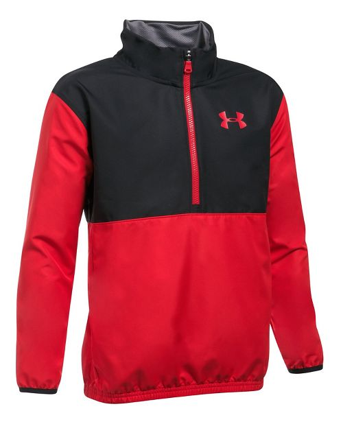 Under Armour Train to Game Casual Jackets - Red/Black YXS
