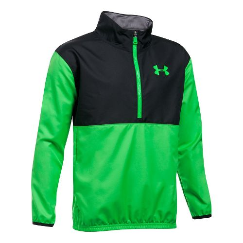 Under Armour Train to Game Casual Jackets - Lime Twist/Black YM