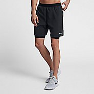 "Mens Nike Flex Distance 7"" 2-in-1 Shorts"