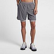 "Mens Nike Flex Stride 2-in-1 7"" Shorts"