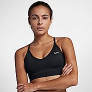 Womens Nike Pro Indy Bra Sports Bra Bras - Black S