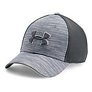 Mens Under Armour Golf Mesh Stretch 2.0 Cap Headwear
