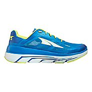 Mens Altra Duo Running Shoe - Blue 12.5