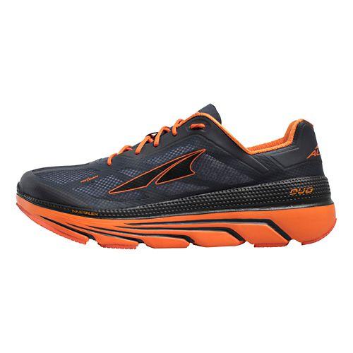Mens Altra Duo Running Shoe - Orange 11