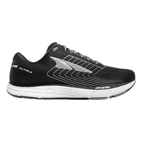 Mens Altra Instinct 4.5 Running Shoe - Black 11.5