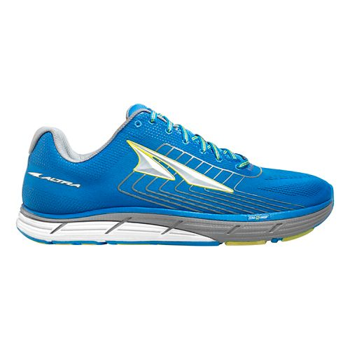 Mens Altra Instinct 4.5 Running Shoe - Blue 7