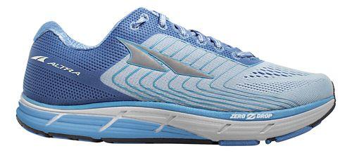 Womens Altra Intuition 4.5 Running Shoe - Light Blue 12