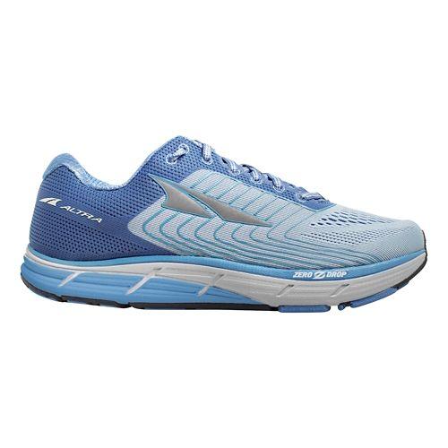 Womens Altra Intuition 4.5 Running Shoe - Light Blue 9