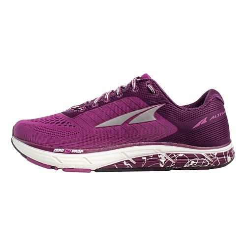 Womens Altra Intuition 4.5 Running Shoe - Pink 11