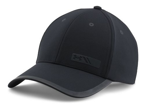 Mens Under Armour Golf Gore-Tex Cap Headwear - Black M/L