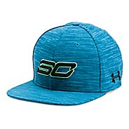Mens Under Armour SC30 Core Snapback Cap Headwear