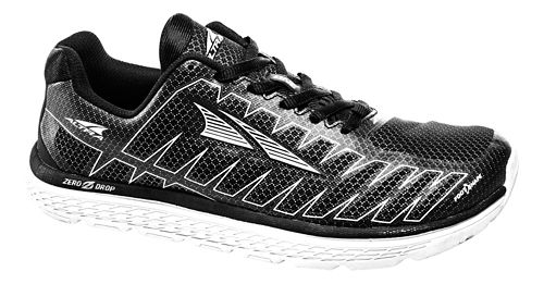 Mens Altra One V3 Running Shoe - Black 10