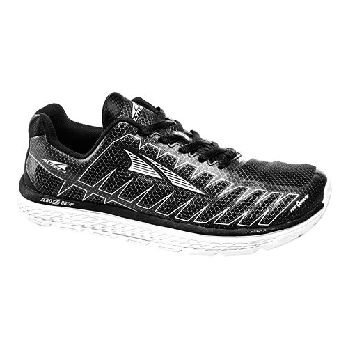 Mens Altra One V3 Running Shoe - Black 8.5