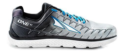 Mens Altra One V3 Running Shoe - Grey 10.5
