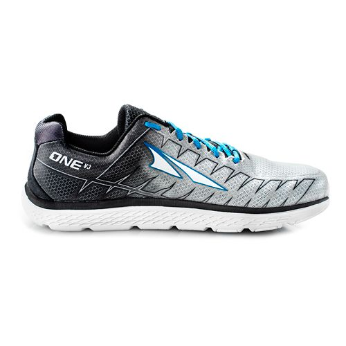 Mens Altra One V3 Running Shoe - Grey 11.5