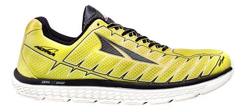 Mens Altra One V3 Running Shoe - Blue/Grey 10.5