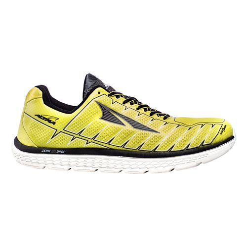 Mens Altra One V3 Running Shoe - Lime 11.5