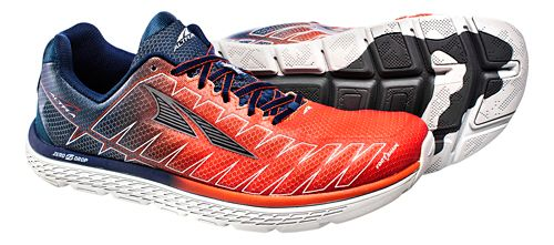 Mens Altra One V3 Running Shoe - Orange 12.5