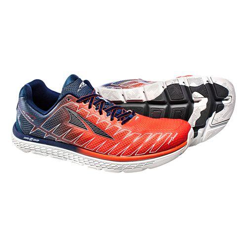 Mens Altra One V3 Running Shoe - Orange 9.5