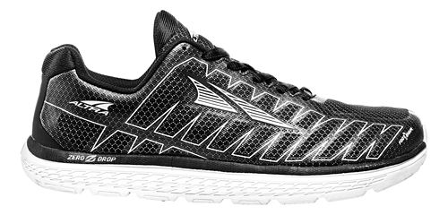 Womens Altra One V3 Running Shoe - Black 9.5