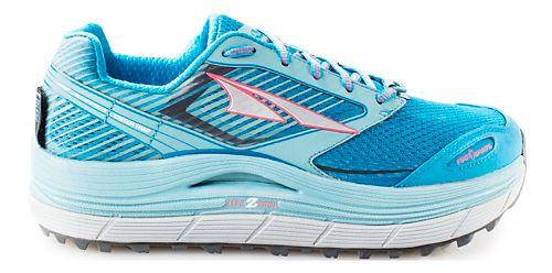 Womens Altra Olympus 2.5 Trail Running Shoe - Blue 10.5