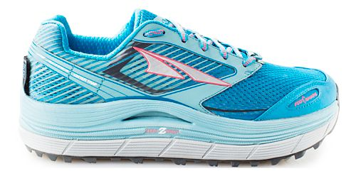 Womens Altra Olympus 2.5 Trail Running Shoe - Blue 9