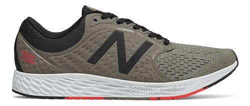 Mens New Balance Fresh Foam Zante v4 Running Shoe - Steel/Pacific 7.5