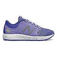 Kids New Balance Fresh Foam Zante v4 Running Shoe - Violet 6Y