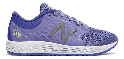 Kids New Balance Fresh Foam Zante v4 Running Shoe - Violet 6Y