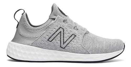 Womens New Balance Fresh Foam Cruz v1 Retro Hoody Casual Shoe - Silver 6