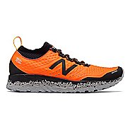 Mens New Balance Fresh Foam Hierro v3 Trail Running Shoe - Dynomite/Black 7.5