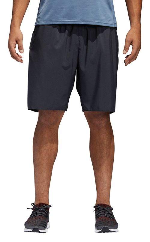 Mens adidas Supernova Unlined Shorts - Carbon M