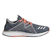 Womens adidas Edge Lux 2 Running Shoe - Grey/Silver/Coral 7.5