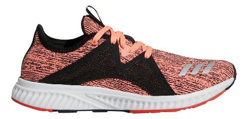 Womens adidas Edge Lux 2 Running Shoe - Sun/Silver/Orange 9.5