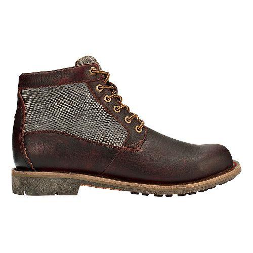 Mens OluKai Hualalai Casual Shoe - Carob/Carob 9.5