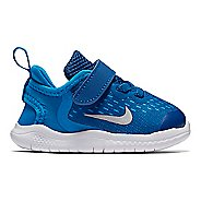 Kids Nike Free RN 2018 Running Shoe - Blue 6C