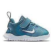 Kids Nike Free RN 2018 Running Shoe - Aqua 5C