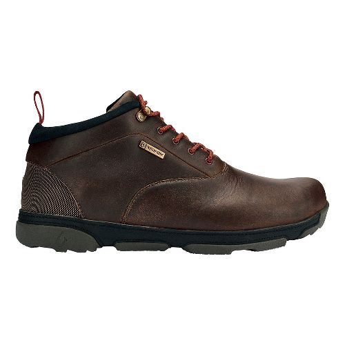 Mens OluKai Kualono WP Casual Shoe - Carob/Black 9