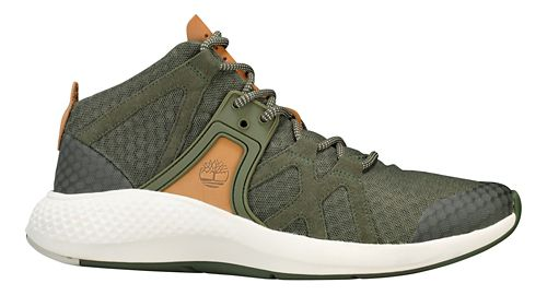 Mens Timberland FlyRoam Go Chukka Casual Shoe - Dark Green 10