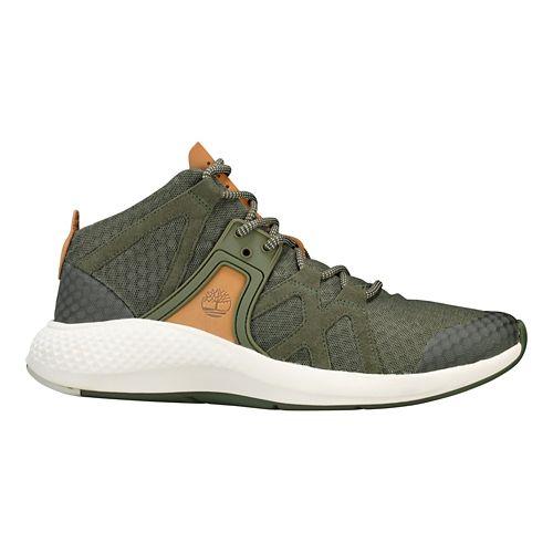 Mens Timberland FlyRoam Go Chukka Casual Shoe - Dark Green 10.5