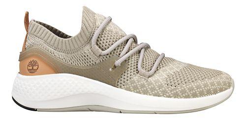 Womens Timberland FlyRoam Go Knit Casual Shoe - Cashmere 9