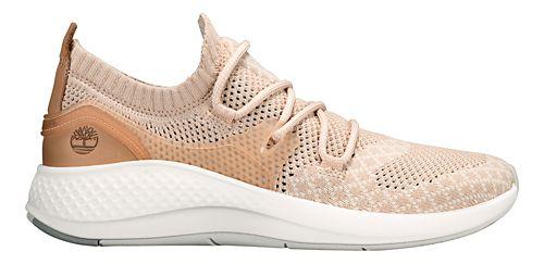 Womens Timberland FlyRoam Go Knit Casual Shoe - Apple Blossom 9