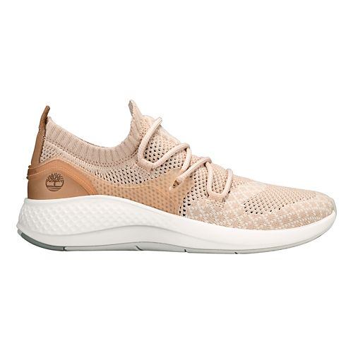 Womens Timberland FlyRoam Go Knit Casual Shoe - Apple Blossom 9