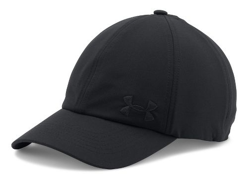 Womens Under Armour Links Cap Headwear - Black